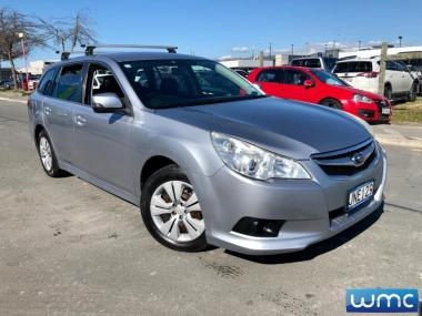 2011 Subaru Legacy Wagon 2.5lt 4WD with Cruise Con