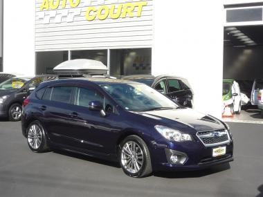 2012 Subaru Impreza 2.0i-S AWD