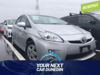 2009 Toyota Prius Hybrid 1.8S No Deposit Finance