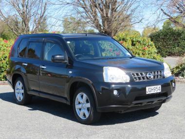 2008 Nissan X-Trail 4WD