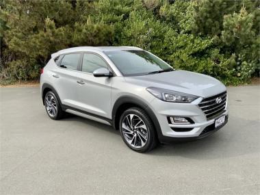 2020 Hyundai Tucson 2.0 MPi 2WD A6 Elite PE
