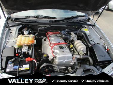 2002 Ford Falcon AUII FUTURA 4FA