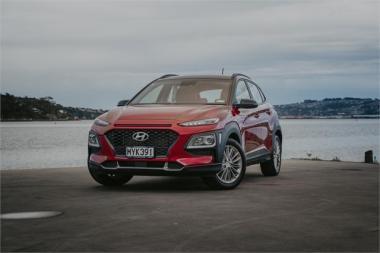 2020 Hyundai Kona 1.6 turbo AWD   7 sp DCT