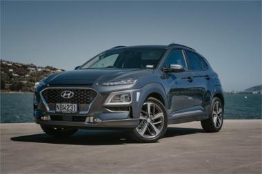 2020 Hyundai Kona 2.0 Elite 2WD
