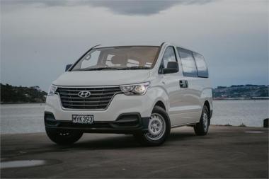 2020 Hyundai iLoad 2.5 CRDi  Auto  5 Door