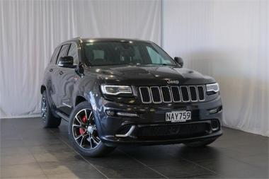 2016 Jeep Grand Cherokee Srt8 6.4L Petrol