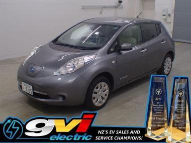 2013 Nissan Leaf 24X 12Bars * Side A/Bags * Start