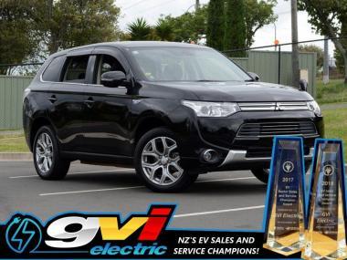 2014 Mitsubishi Outlander PHEV 4WD Hybrid! Take ad
