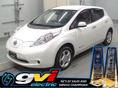 2013 Nissan Leaf 24X Gen II * Alloys * Start livin