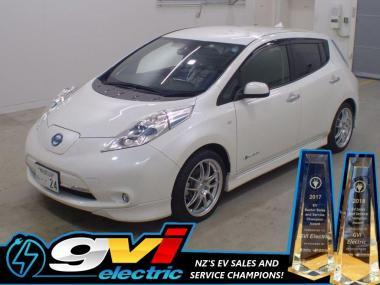 2015 Nissan Leaf Aero Carplay * B/Kit / Alloys * T