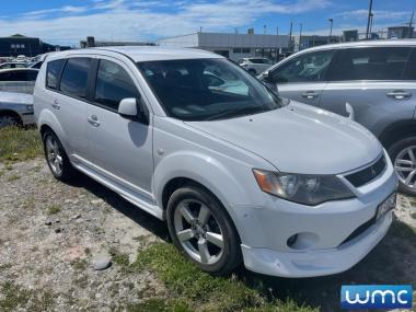 2006 Mitsubishi Outlander 24G 'Leather Package' 7-