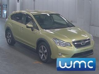 2013 Subaru XV Hybrid 4WD with Eyesight