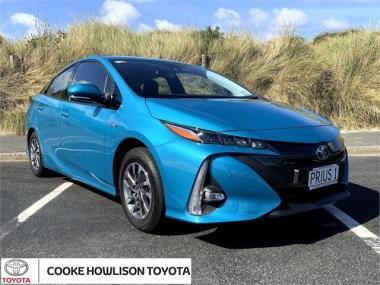 2020 Toyota Prius Prime 1.8P PHV ECVT FWD