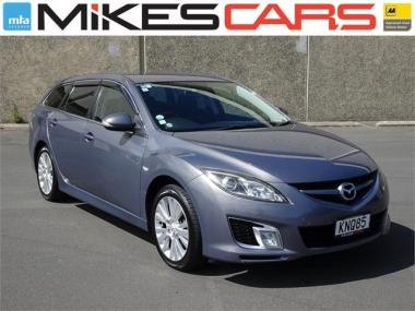2008 Mazda Atenza 25S Wagon - Manual - 69,901km