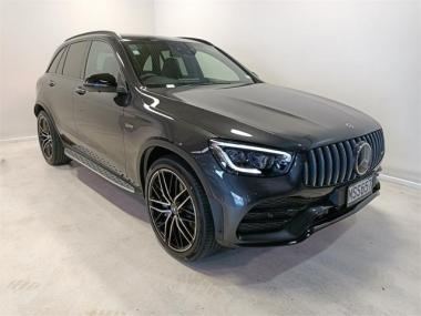 2020 MercedesBenz GLC 43 3.0L Bi-Turbo Facelift