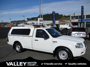 2007 FORD RANGER XL Single Cab