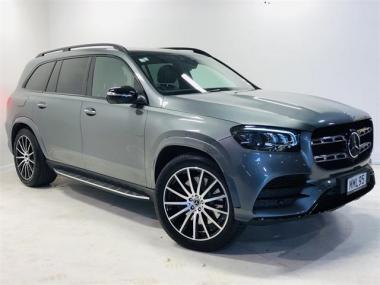 "2019 MercedesBenz GLS 400d Night Package, 22"" Allo"