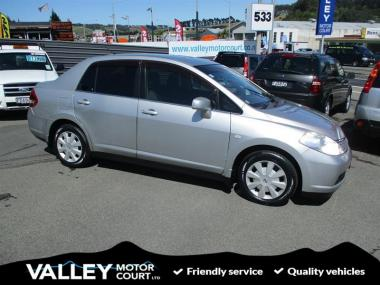 2005 NISSAN TIIDA 1.8 Latio