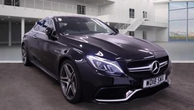 2018 MercedesBenz C 63 AMG 4.0 V8 Bi-T Premium Cou