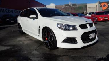 2014 HOLDEN HSV VF TOURER R8