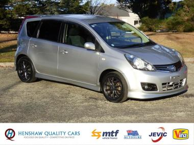2009 Nissan Note RS