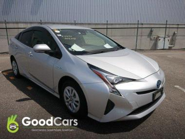 2017 Toyota PRIUS New Generation Model Hybrid