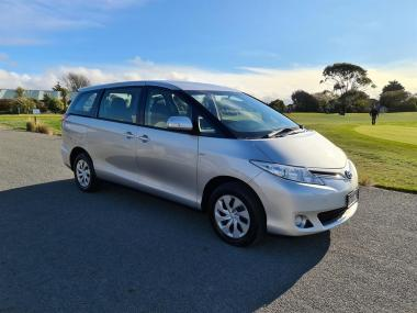 2014 Toyota Previa 2.4P NPV CVT