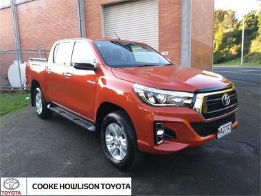 2019 Toyota Hilux SR5 2.8DT 6AT 4WD