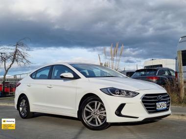 2017 Hyundai Elantra 2.0P/6AT/SL/4DR/5S