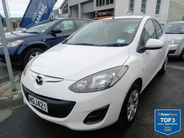 2014 Mazda Demio Skyactive No Deposit Finance