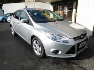 2014 Ford FOCUS TREND