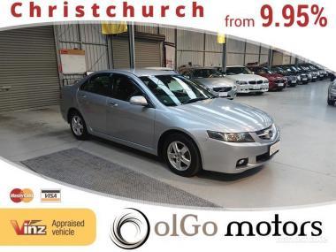 2005 Honda Accord Euro 2.0 *Low KMs*