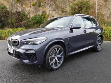 2020 BMW X5 xDrive30d M-Sport +Vision&Sound