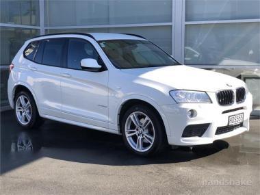 2013 BMW X3 M-Sport Xdrive 20d Diesel Auto