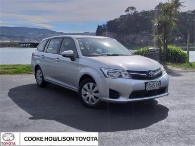 2013 Toyota Corolla GX WAGON
