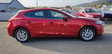 2019 Mazda 3 GLX Hatch