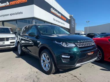 2015 LandRover Discovery Sport HSE 7 Seater