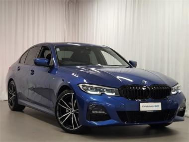 2021 BMW 320i Sedan M-Sport +Comfort