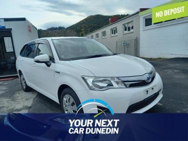2015 Toyota Corolla Fielder Hybrid No Deposit Fina