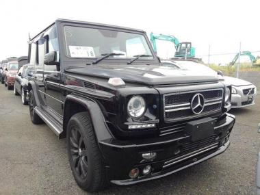 2014 MercedesBenz G 350 G Wagon CDI Diesel Black P
