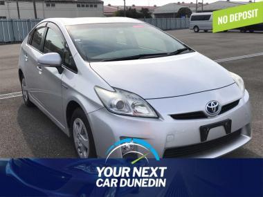 2011 Toyota Prius Hybrid L No Deposit Finance