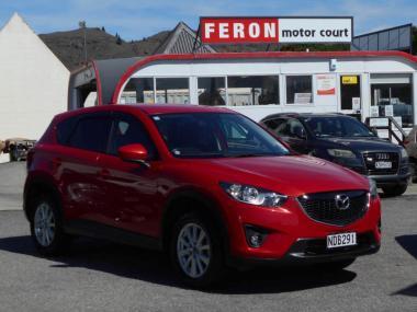 2012 Mazda CX5 Diesel 4WD