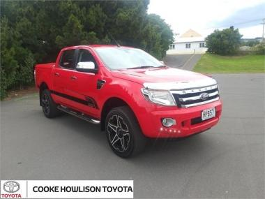 2014 Ford Ranger TD XLT DC Special Edition Package