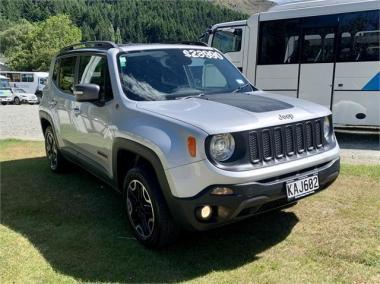 2016 Jeep Renegade Trailhawk 2.4 4WD