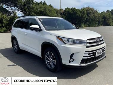 2018 Toyota Highlander GXL 3.5P 8AT AWD