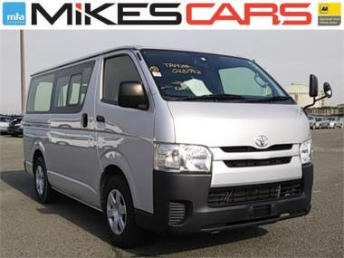 2015 Toyota Hiace 2.0L DX Dual Sliders