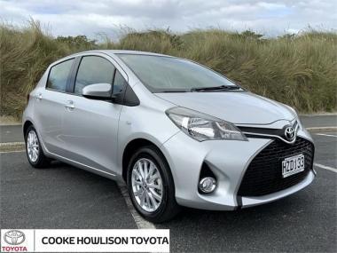 2015 Toyota Yaris SX FWD 1.5P HATCH