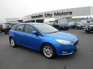 2016 Ford FOCUS Trend 1.5 Petrol Auto Hatch