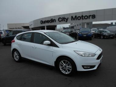 2018 Ford FOCUS TREND 1.5P/6AT