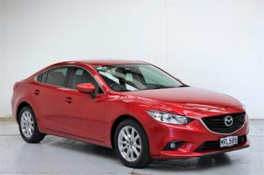 2015 Mazda 6 2.5L Petrol GSX Automatic LOW KM!